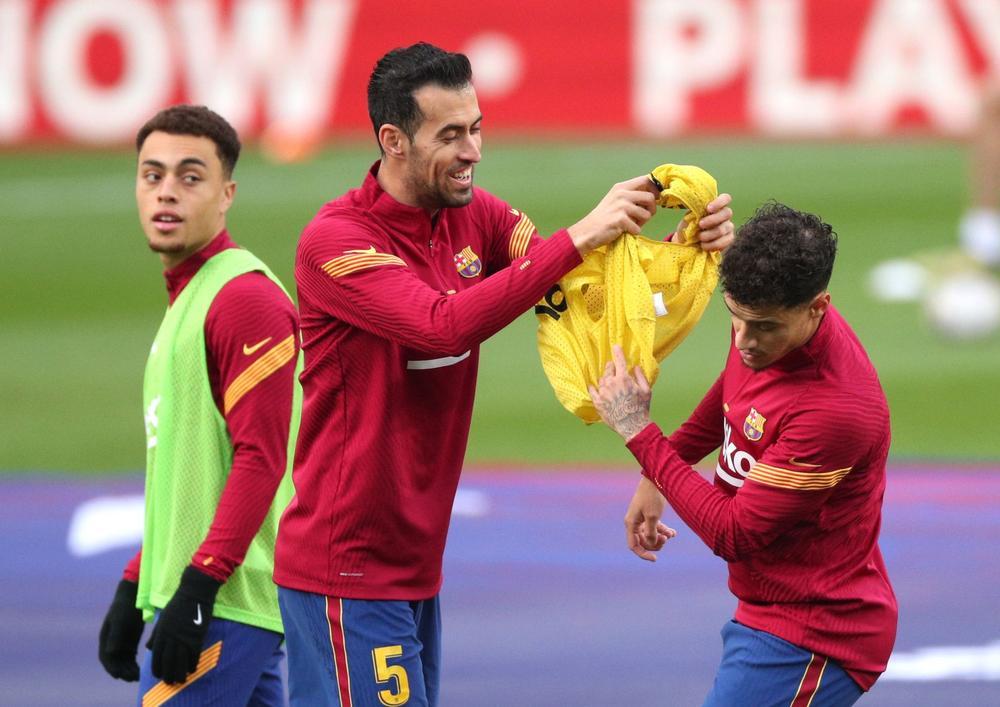 "Sergio Busquets: ""Tim Barcelona Sekarang Lebih Solid ..."