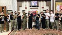Tim LPADKT Di Kediaman Kasmidi Bulang